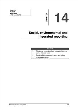 Emile Woolf International - Ea&A - Adv(Uk) - Chapter 14
