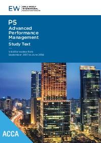 Emile Woolf International - P5 - Advanced Performance Management ...