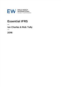 IAS Revenue