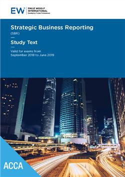 Emile Woolf International - Strategic Business Reporting